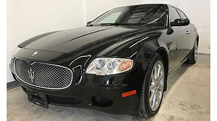 2008 Maserati Quattroporte for sale 100879295