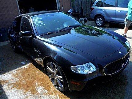 2008 Maserati Quattroporte for sale 100972975
