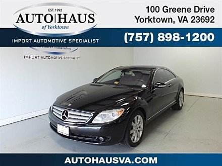 2008 Mercedes-Benz CL550 for sale 100903402