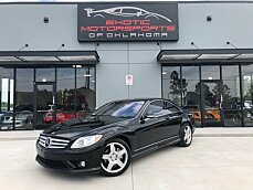 2008 Mercedes-Benz CL550 for sale 101021850