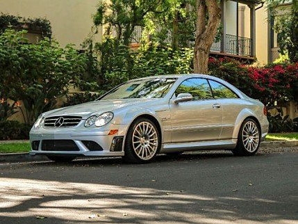 2008 Mercedes-Benz CLK63 AMG Black Series Coupe for sale 100913500