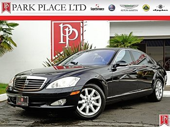 2008 Mercedes-Benz S550 4MATIC for sale 100777477