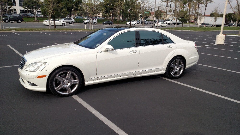 2008 Mercedes Benz S550 For Sale 100755021