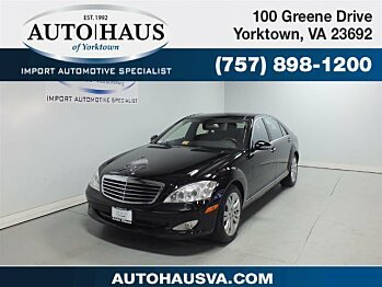 2008 Mercedes-Benz S550 4MATIC for sale 100912574