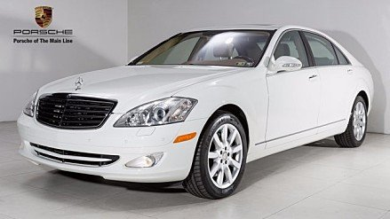 2008 Mercedes-Benz S550 4MATIC for sale 100928508