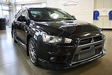 2008 Mitsubishi Lancer Evolution MR for sale 100946198
