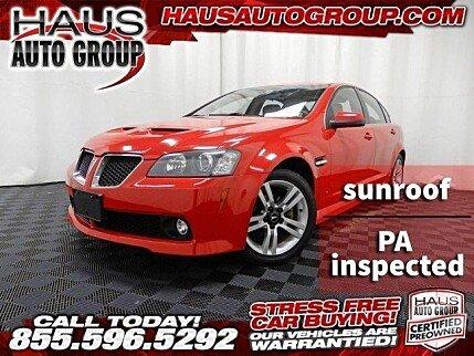 2008 Pontiac G8 for sale 100838534