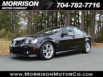 2008 Pontiac G8 for sale 100020840