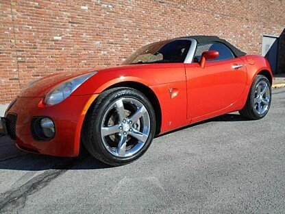 2008 Pontiac Solstice GXP Convertible for sale 100955187