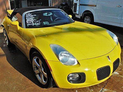 2008 Pontiac Solstice GXP Convertible for sale 100982769