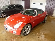 2008 Pontiac Solstice Convertible for sale 100982816