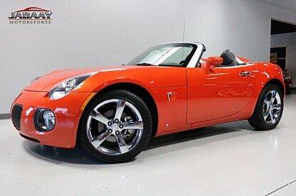 2008 Pontiac Solstice GXP Convertible for sale 100993681