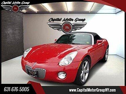 2008 Pontiac Solstice Convertible for sale 101032422