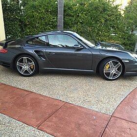 2008 Porsche 911 Turbo Coupe for sale 100747883