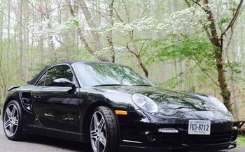 2008 Porsche 911 Turbo Cabriolet for sale 100759908