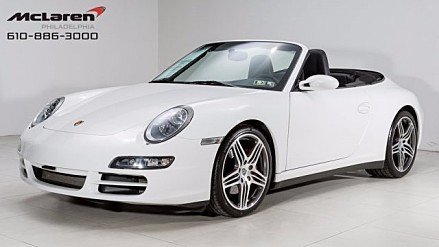 2008 Porsche 911 Cabriolet for sale 100900108