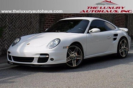2008 Porsche 911 Turbo Coupe for sale 100919175