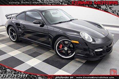2008 Porsche 911 Turbo Coupe for sale 100969251