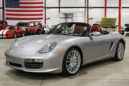 2008 Porsche Boxster S for sale 100847353