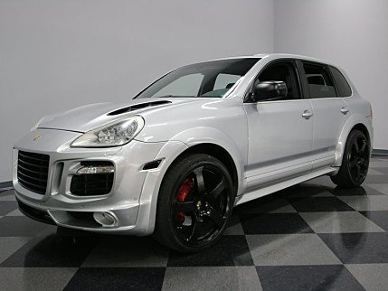 2008 Porsche Cayenne Turbo for sale 100789635