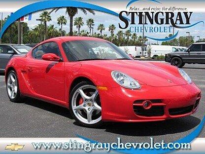 2008 Porsche Cayman S for sale 100852884
