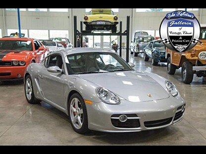2008 Porsche Cayman S for sale 100885867