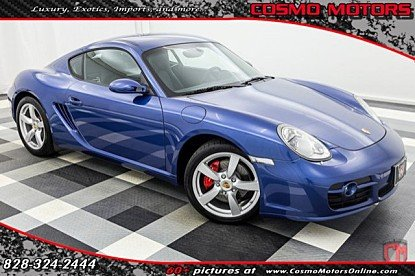 2008 Porsche Cayman S for sale 100903427