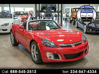 2008 Saturn Sky Red Line for sale 100890209