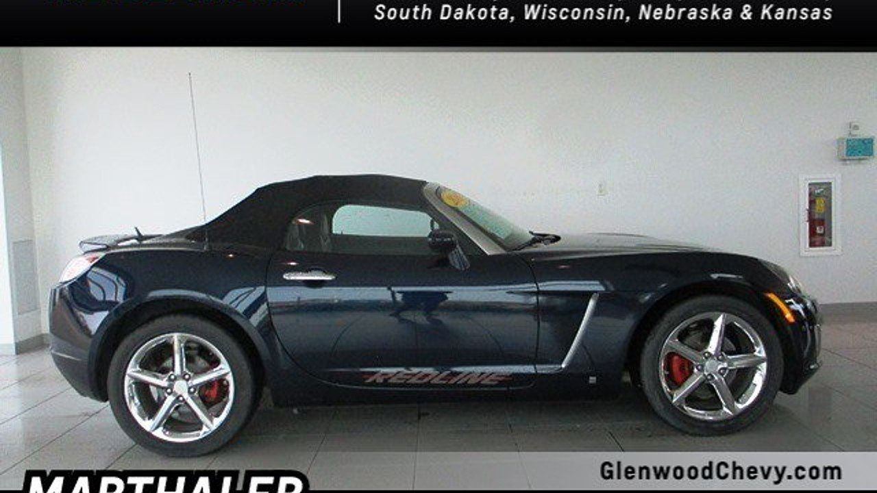 2008 Saturn Sky Red Line for sale 100999200
