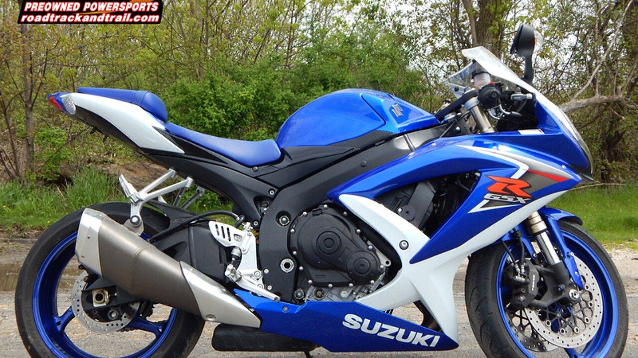 2008 Suzuki GSX-R600 for sale 200455022