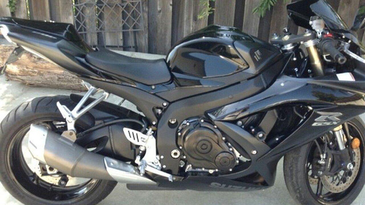 2008 Suzuki GSX-R600 for sale 200548096
