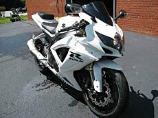 2008 Suzuki GSX-R600 for sale 200465871