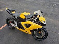 2008 Suzuki GSX-R600 for sale 200634341