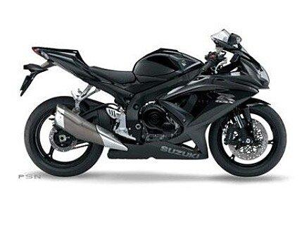 2008 Suzuki GSX-R750 for sale 200467085