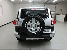 2008 Toyota FJ Cruiser 4WD for sale 100772725