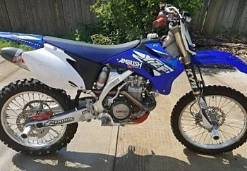 2008 Yamaha YZ450F for sale 200523238