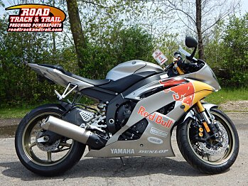 2008 Yamaha YZF-R6 for sale 200455281