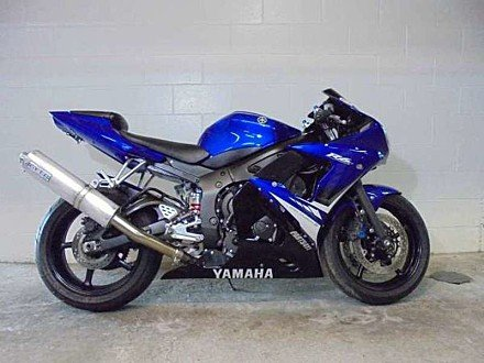 2008 Yamaha YZF-R6 for sale 200431269