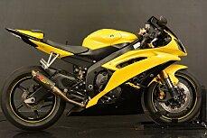 2008 Yamaha YZF-R6 for sale 200469271