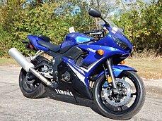2008 Yamaha YZF-R6 for sale 200502316