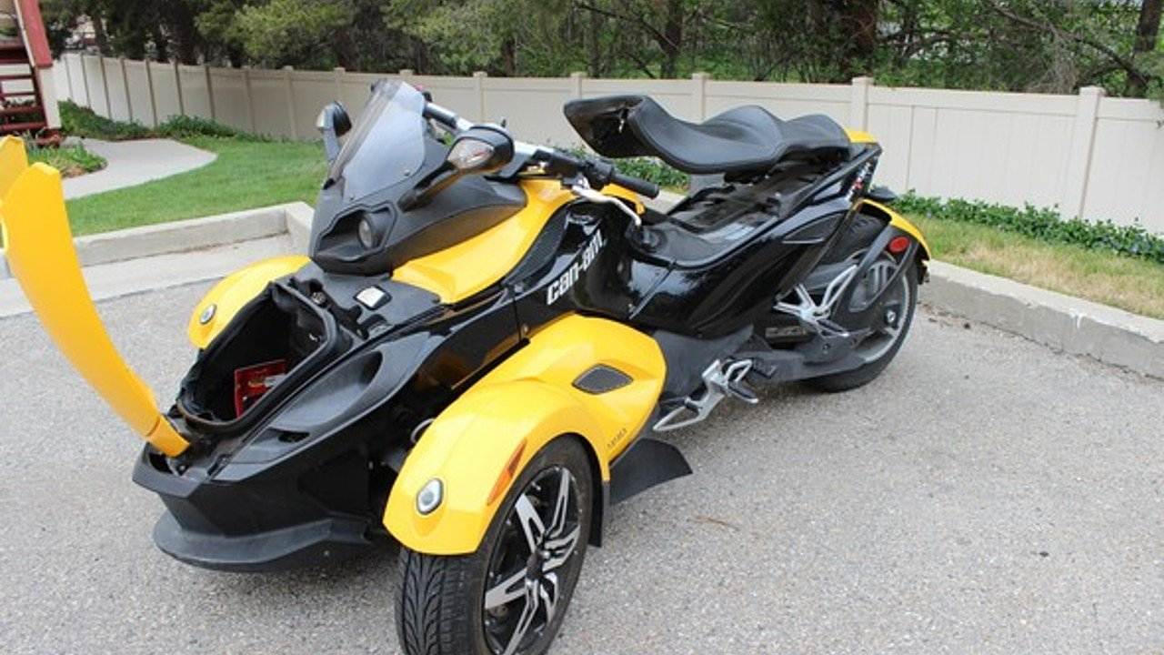 2008 can am spyder gs for sale near woodland hills california 91364 motorcycles on autotrader. Black Bedroom Furniture Sets. Home Design Ideas