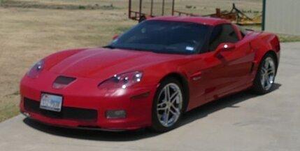 2008 chevrolet Corvette for sale 100989357