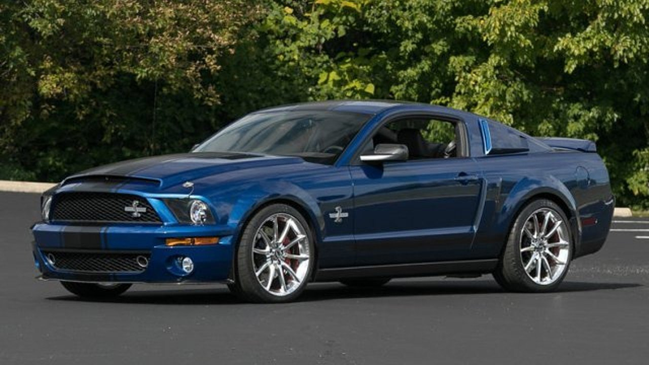 2008 ford mustang shelby gt500 coupe for sale 101045296