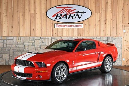 2008 ford Mustang Shelby GT500 Coupe for sale 100998587