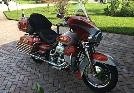 2008 harley-davidson CVO for sale 200522790