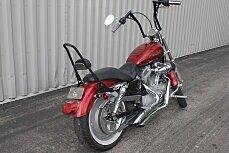 2008 harley-davidson Sportster for sale 200613200