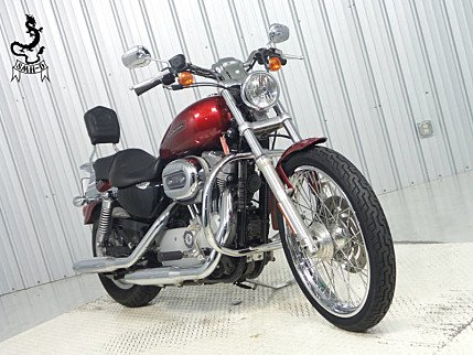 2008 harley-davidson Sportster for sale 200626847
