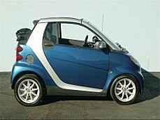 2008 smart fortwo passion Cabriolet for sale 100830760