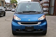 2008 smart fortwo passion Cabriolet for sale 100794110