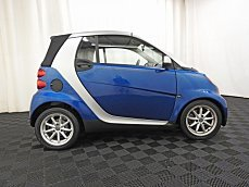 2008 smart fortwo passion Cabriolet for sale 100881706
